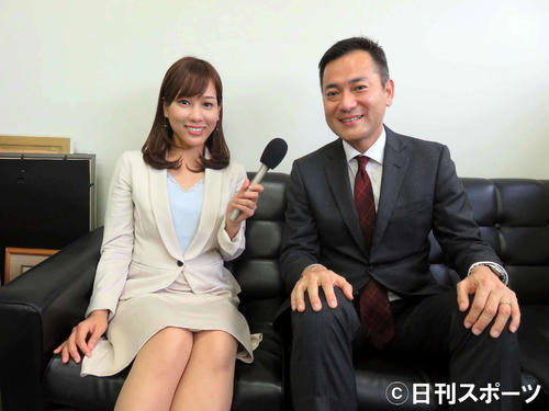 Photo of Shizuoka Asahi / Kubo Enka Ana becomes a new caster