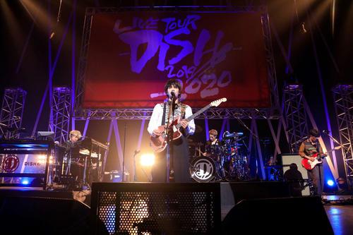 "Photo of DISH Live Held, Takumi Kitamura ""A Step in a Good Year"""