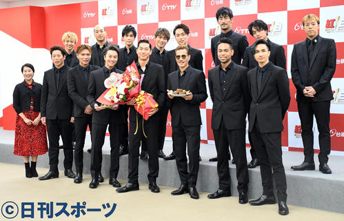 "Photo of EXILE""台湾の紅白""初出演、AKIRA効果も"