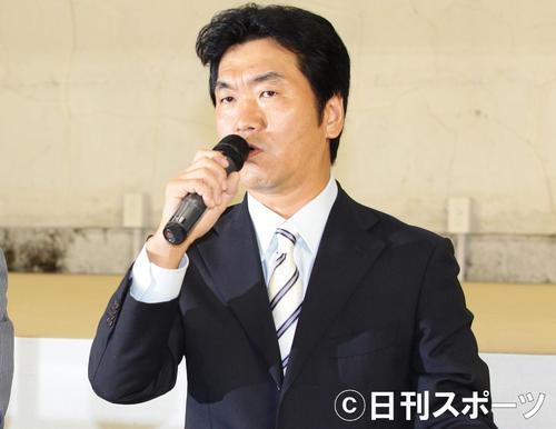 島田紳助(2011年8月23日撮影)