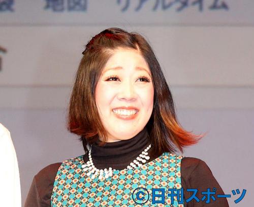 日本エレキテル連合の中野聡子