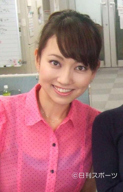戸部洋子アナ(10年3月撮影)