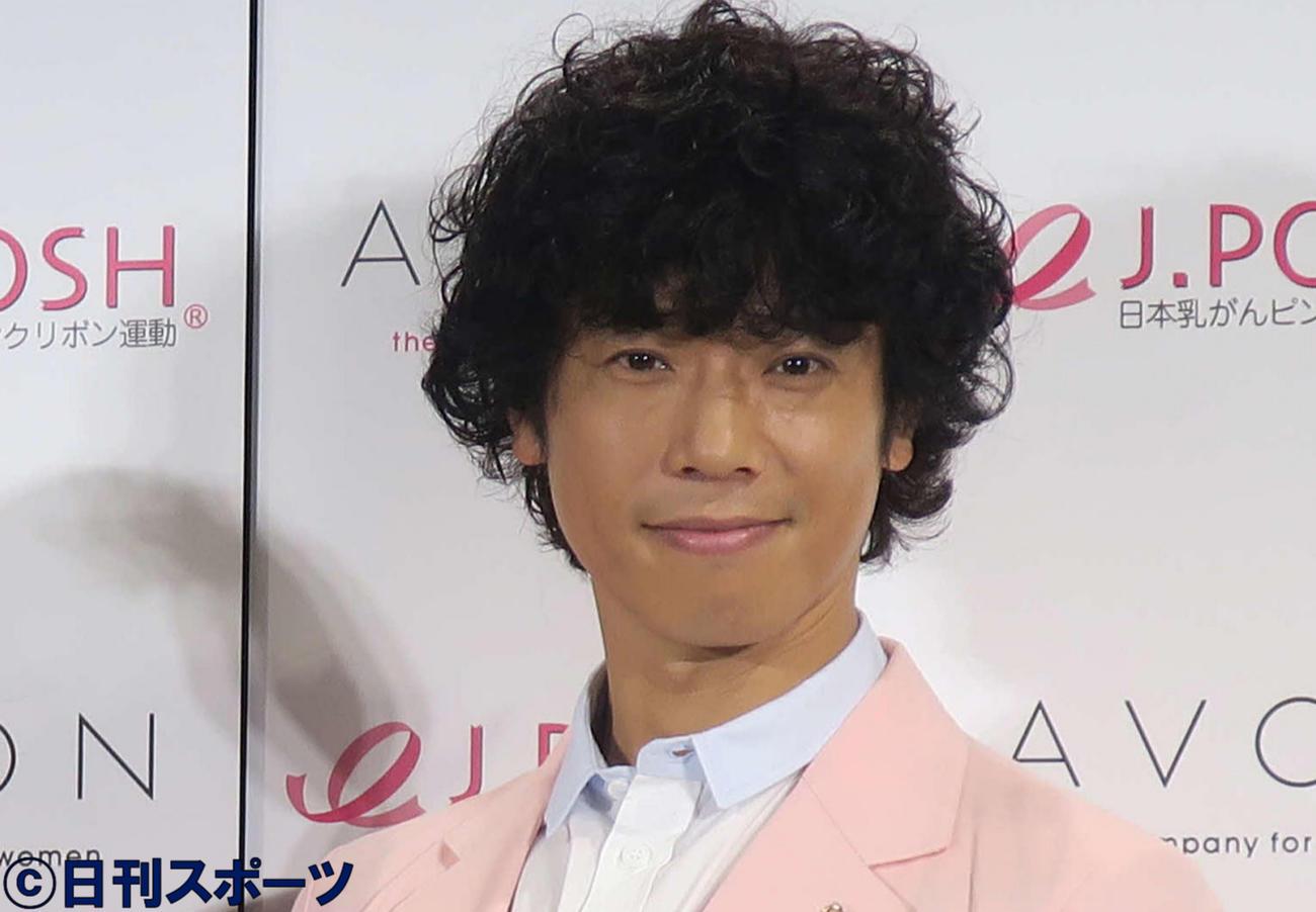 品川庄司の庄司智春(2016年9月27日撮影)