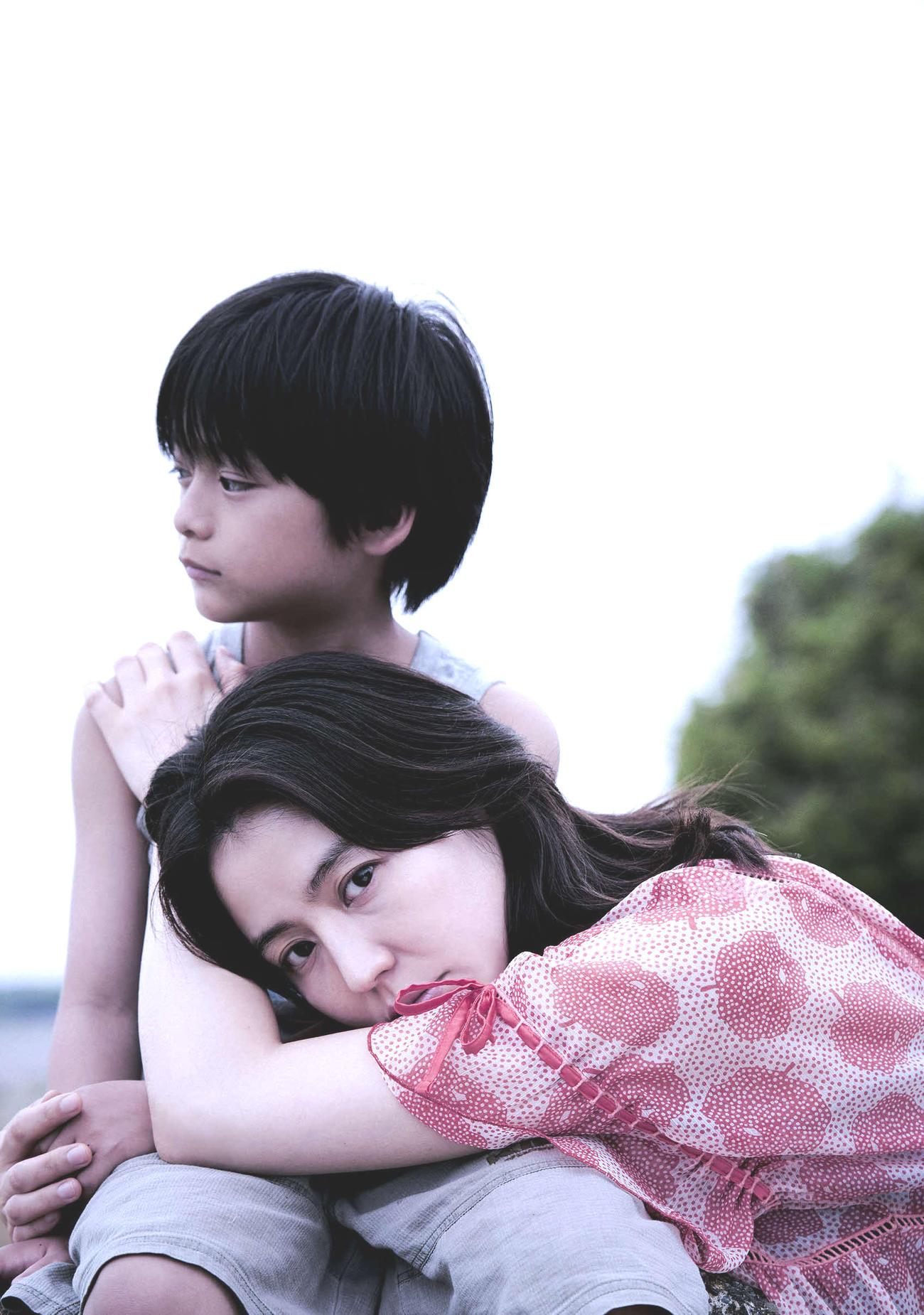 映画「MOTHER マザー」に主演する長沢まさみ、郡司翔