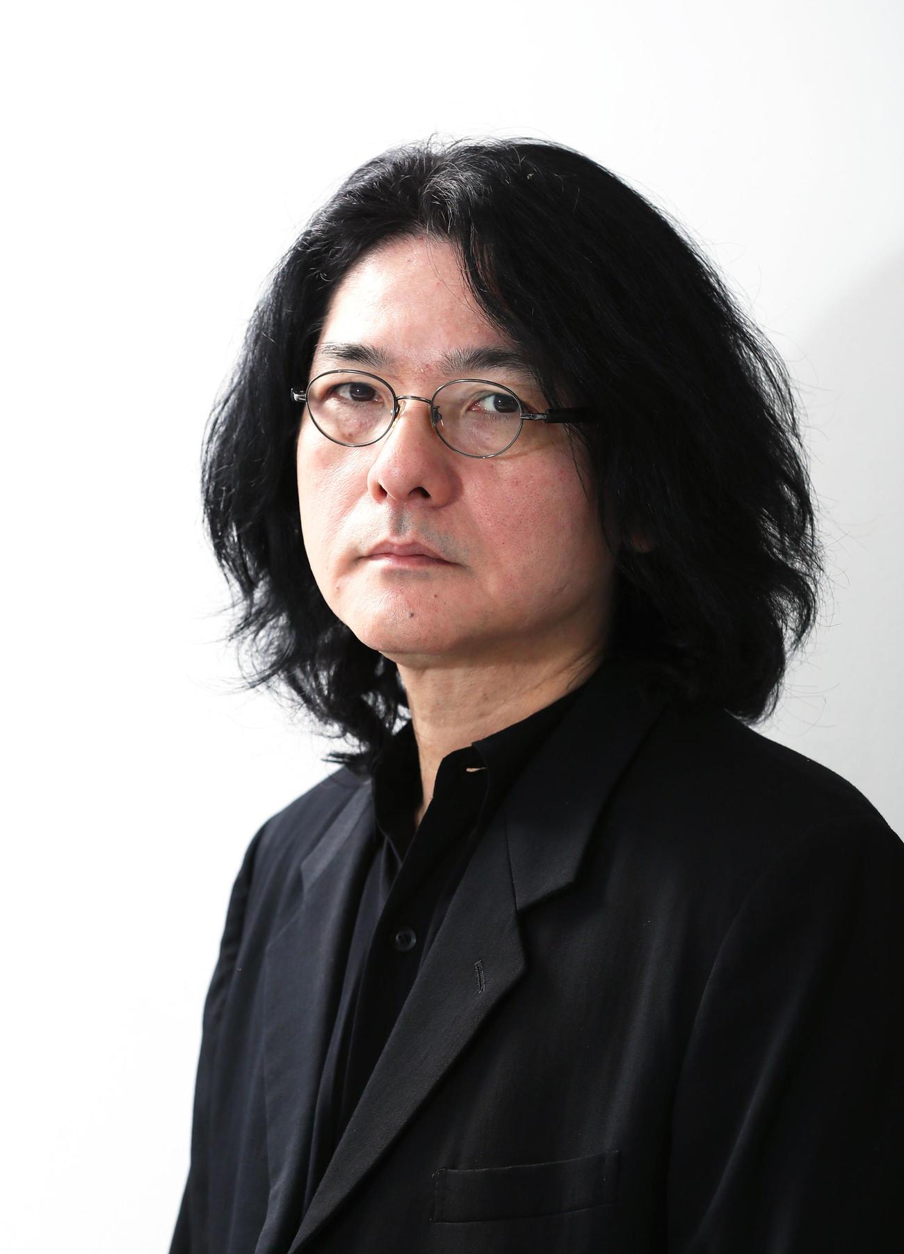 映画「ラストレター」への思いを語った岩井俊二監督(撮影・足立雅史)