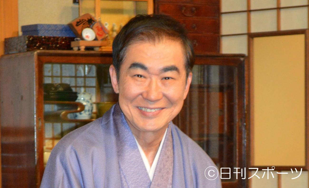 桂文枝(13年3月撮影)