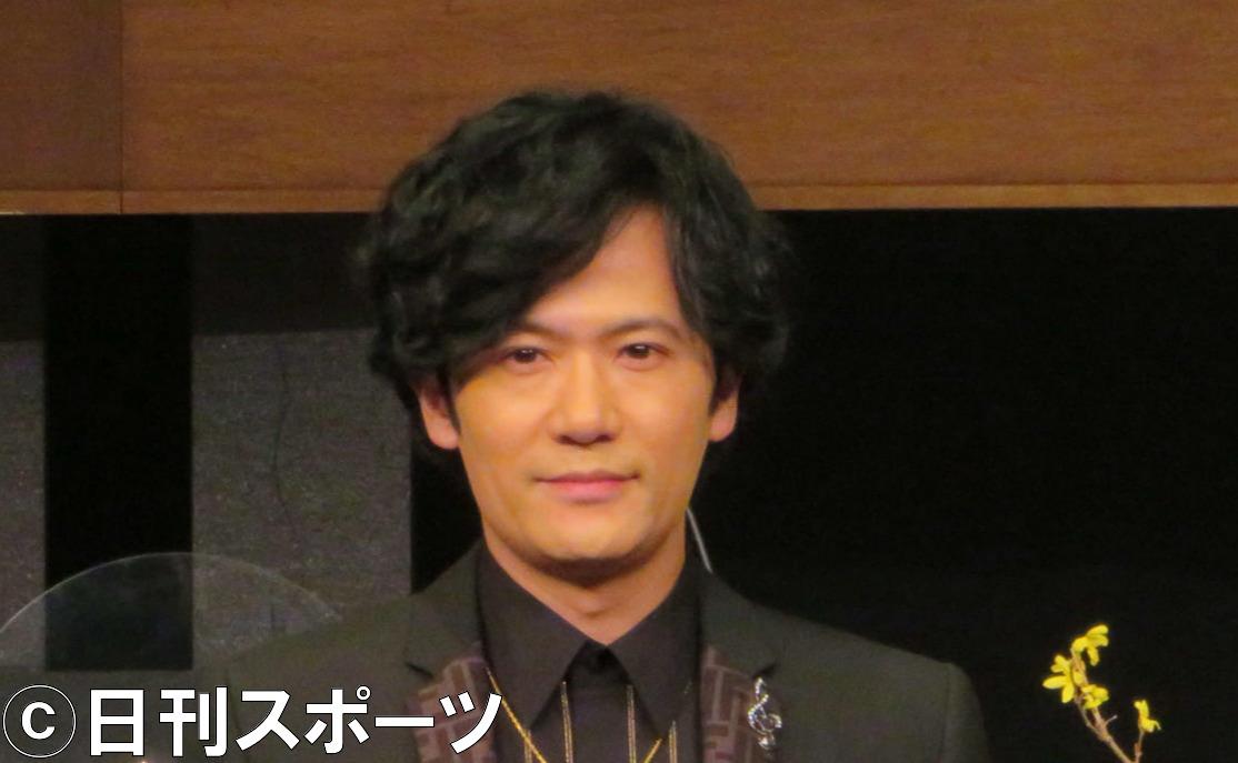 稲垣吾郎(2020年1月16日撮影)