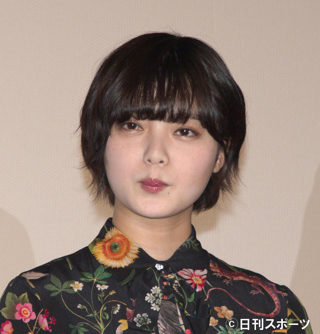 平手友梨奈(2018年9月14日)