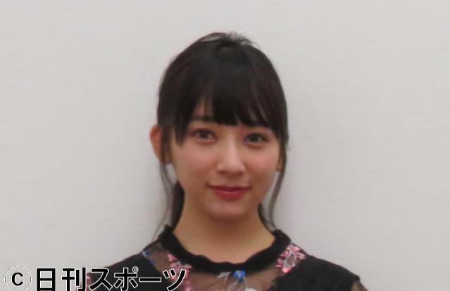 欅坂46佐藤詩織(2018年9月4日撮影)