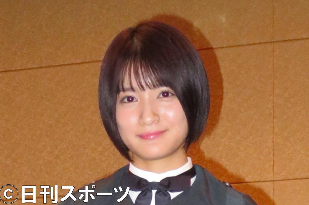 欅坂46織田奈那(2018年10月22日撮影)