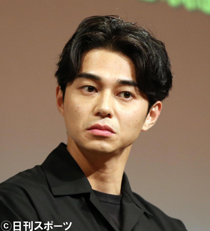 東出昌大(2019年4月7日撮影)