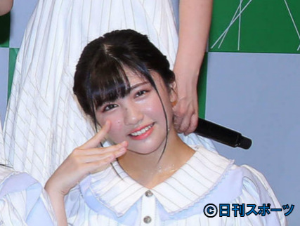 STU48磯貝花音