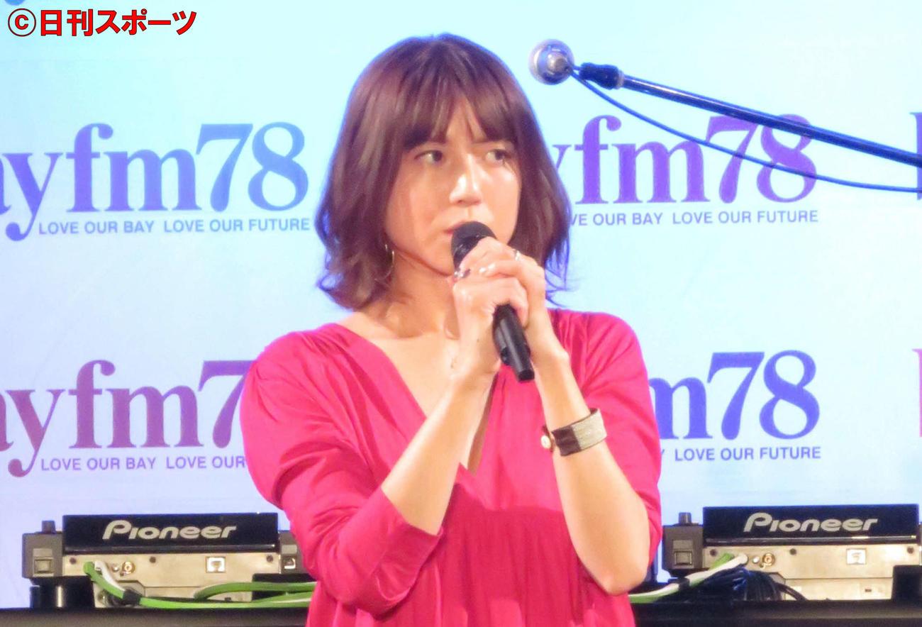 hitomi(2018年5月5日撮影)