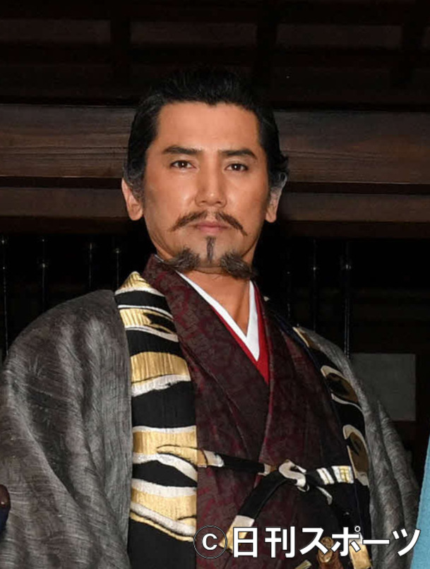 NHK大河ドラマ「麒麟がくる」で斎藤道三役を演じる本木雅弘