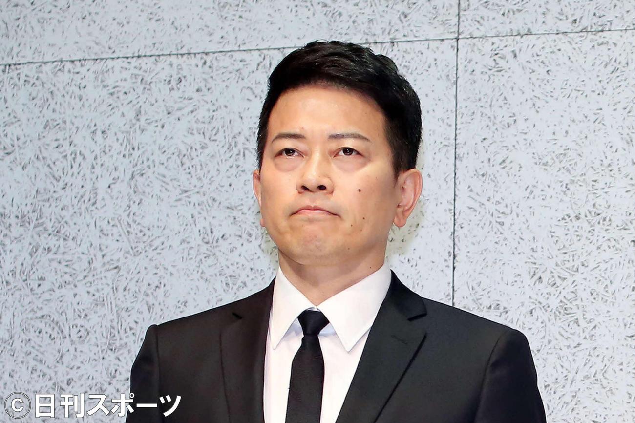 雨上がり決死隊の宮迫博之(2019年7月20日撮影)