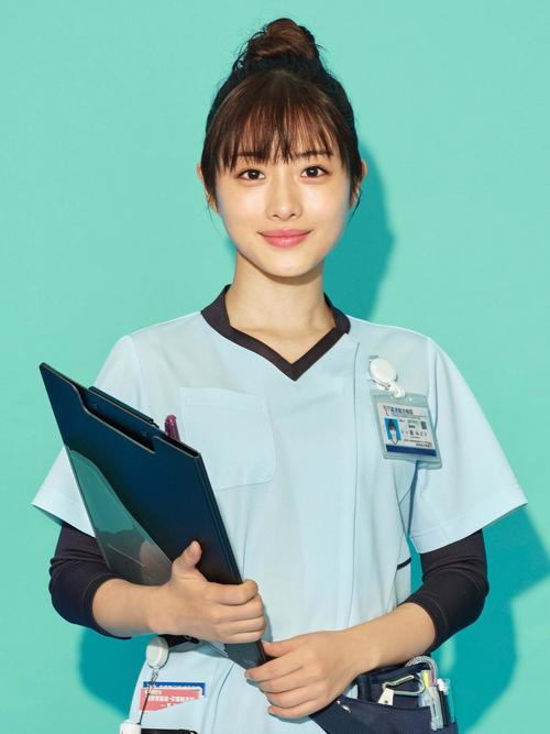 Photo of Satomi Ishihara challenges the role of pharmacist: a new form of medical drama