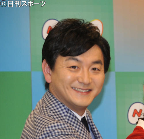 NHK阿部渉アナウンサー(2012年1月31日撮影)