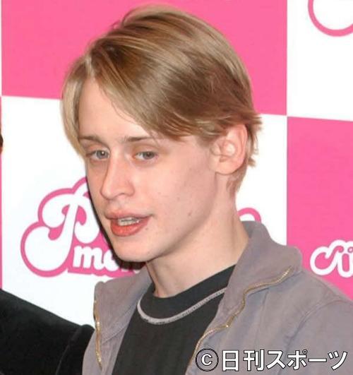 マコーレ・カルキン(2004年2月18日撮影)