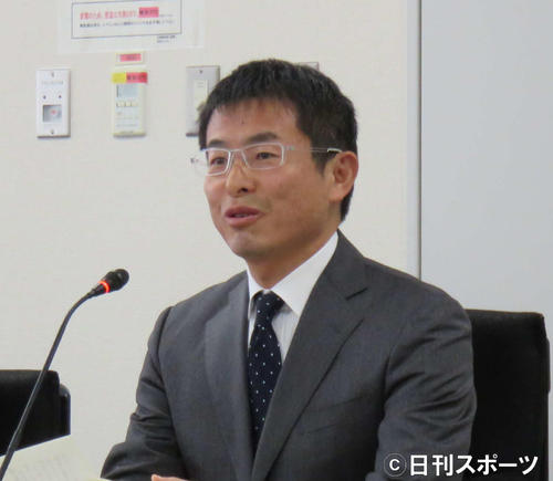Photo of NHK appointed new vice chairman, Mr. Satoshi Fri