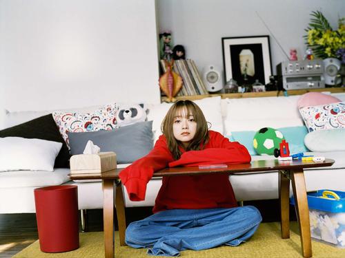 テレビ東京系「捨ててよ、安達さん。」で10年ぶりに連ドラに主演する安達祐実(C)「捨ててよ、安達さん。」製作委員会