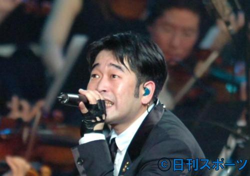 槇原敬之(05年10月20日撮影)
