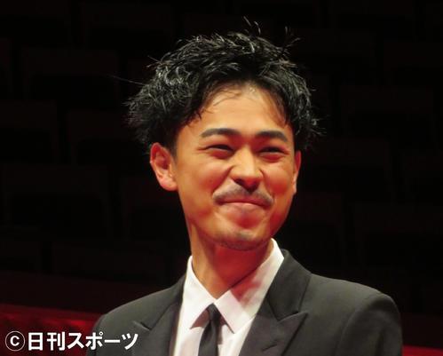 第74回毎日映画コンクールで男優主演将を受賞した成田凌