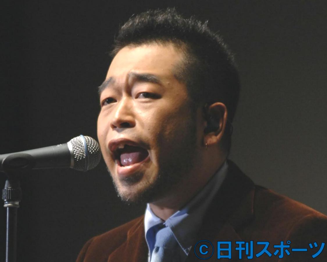 槇原敬之(2006年10月26日撮影)