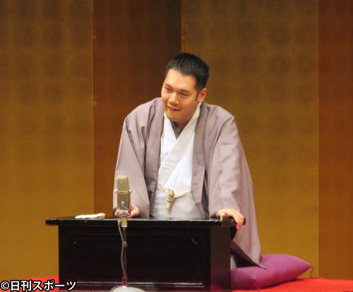 "Photo of Matsunojo changed and Hakuyama Kanda appeared on the last day of the ""Gakuraku Festival"" in Asakusa"