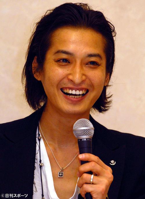 大沢樹生(08年4月26日)