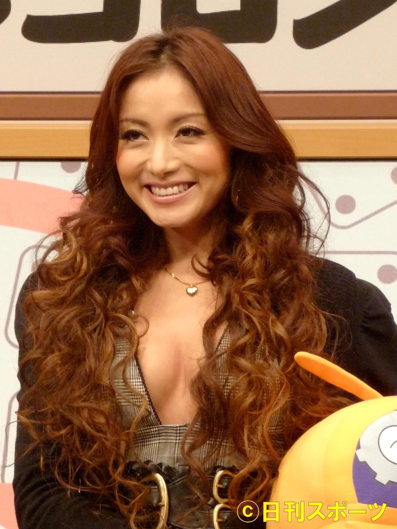 声優たかはし智秋(2010年10月7日撮影)