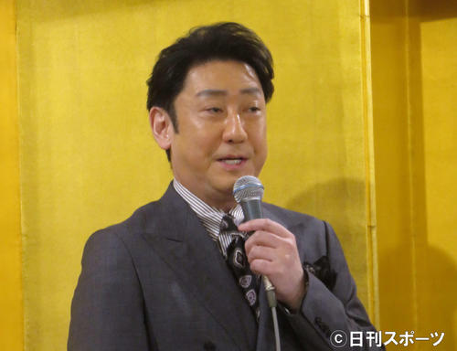 """Photo of Nakamura Shiban, parent and child co-star """"feels growing"""""""