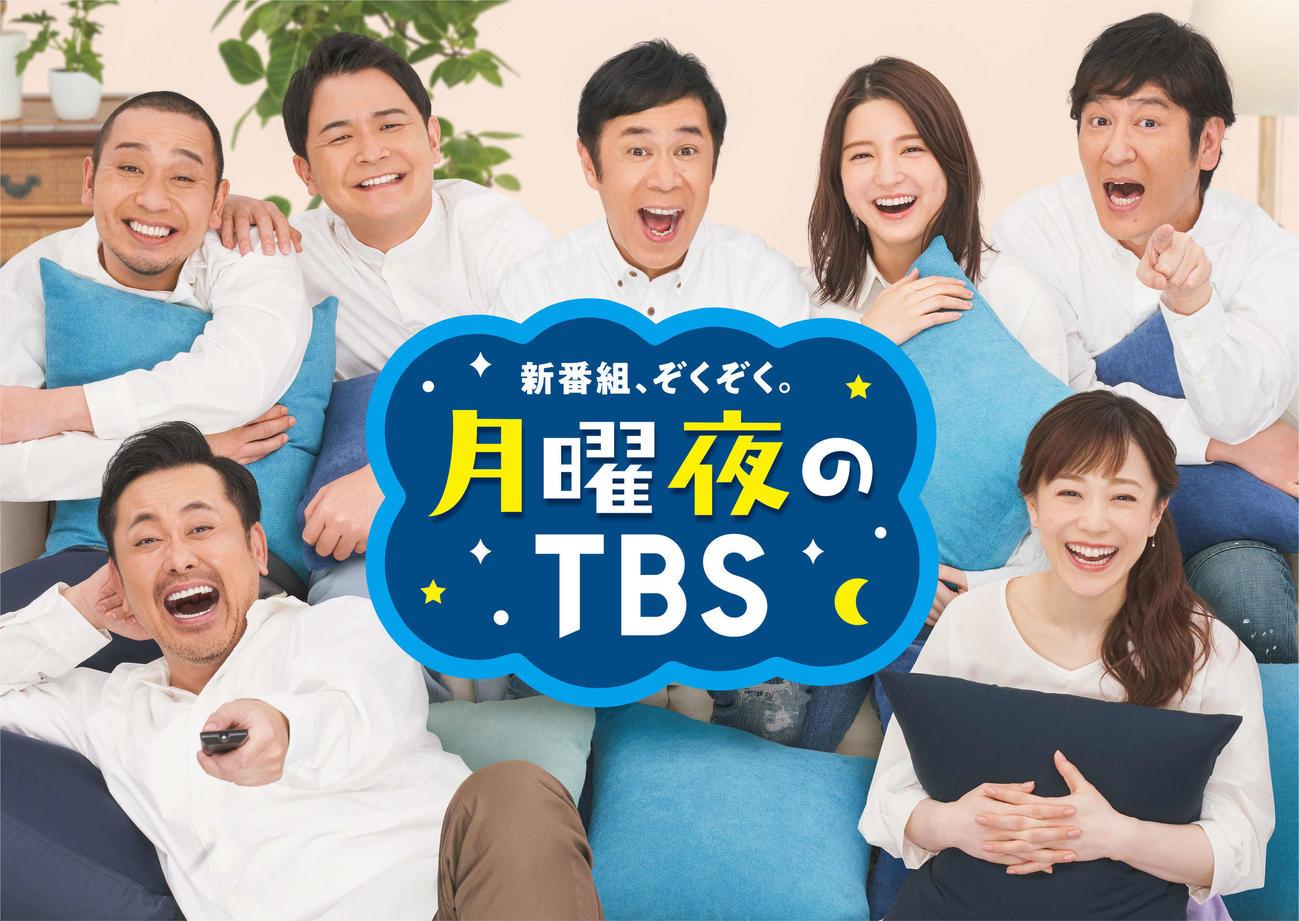 TBSがGP帯27年ぶり生音楽番組 江藤アナ進行 - 芸能 : 日刊スポーツ