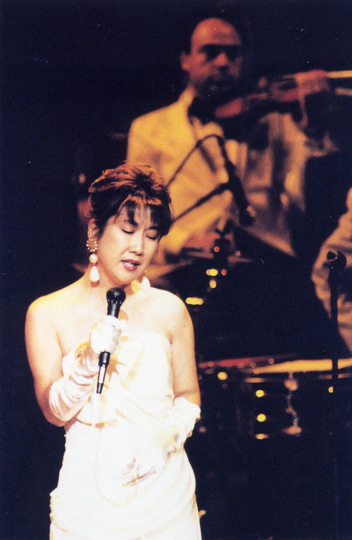 Photo of Carnegie's only performance three times in Japan / Mariko Takahashi's feat