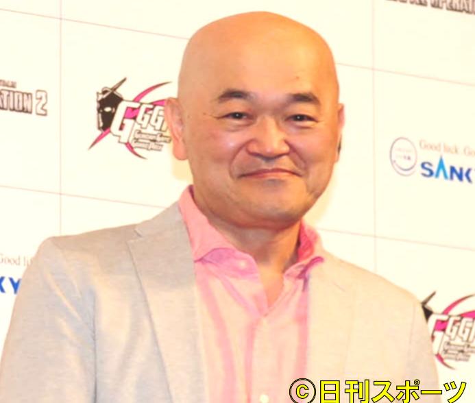 高橋名人(2019年7月13日撮影)