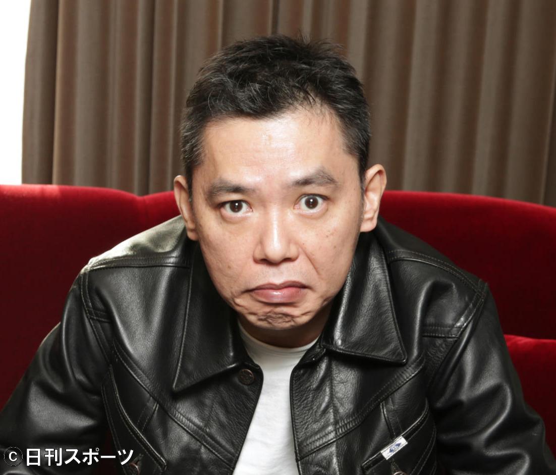 爆笑問題の太田光(2015年10月30日撮影)