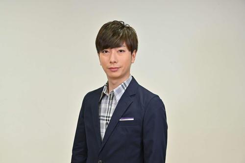 """Photo of Ikuto Kawai """"In Life-Size Words"""" Gogosuma Friday Regular"""
