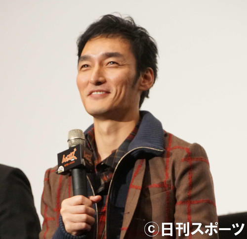Photo of Tsuyoshi Kusanagi and Egas 2:50 responded to the call for co-starring