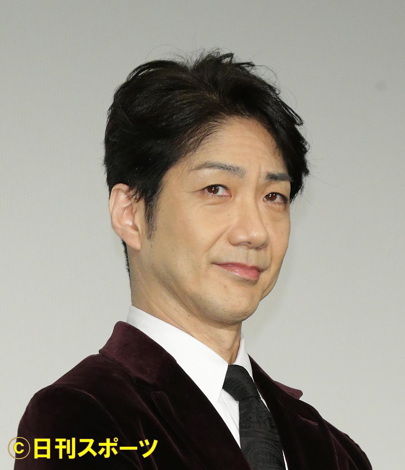 長女彩也子さんがアナウンサーでTBSに入社する狂言師の野村萬斎