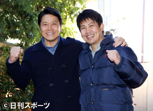 "Photo of Shimojima is reverse marriage proposal! Ryuta Chimine ""Affair"" Ijiri"