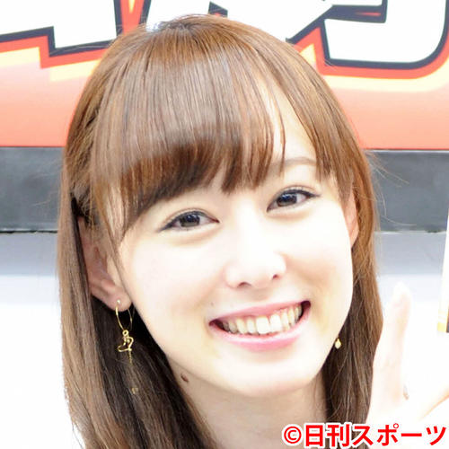 秋山莉奈(2013年5月25日撮影)