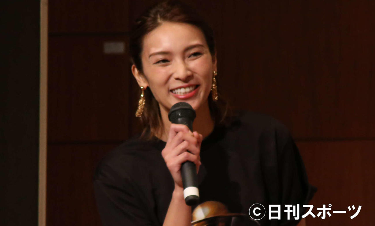 秋元才加(2018年5月7日撮影)