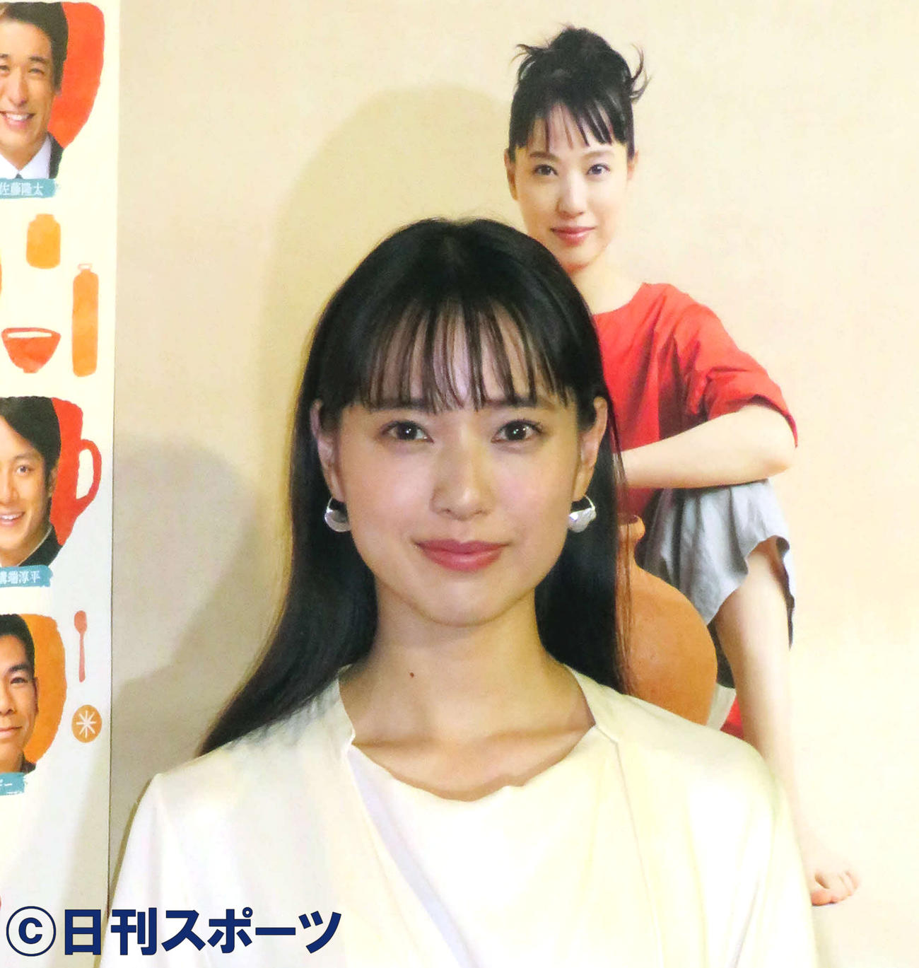 戸田恵梨香(2019年9月11日撮影)