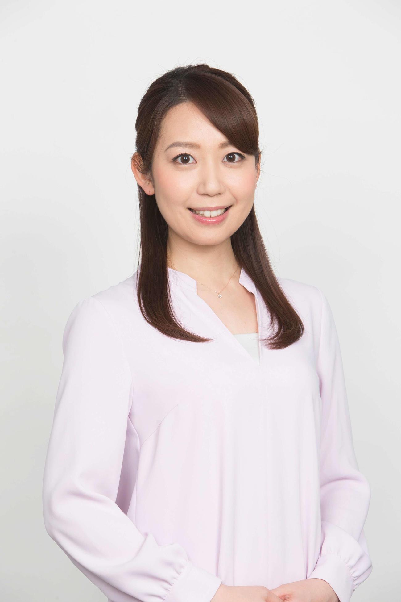 テレビ東京系経済番組「WBS」の金曜を担当する須黒清華キャスター