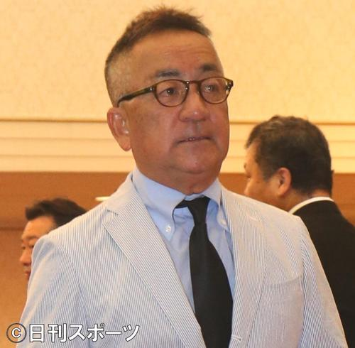 "Photo of Mitsuo Senda apologizes for ""going out"" in self-restraint request"