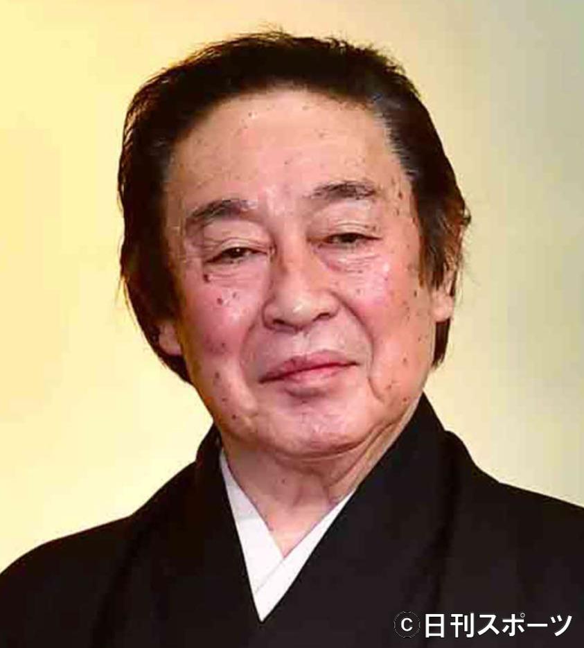 尾上菊五郎(2019年2月27日撮影)