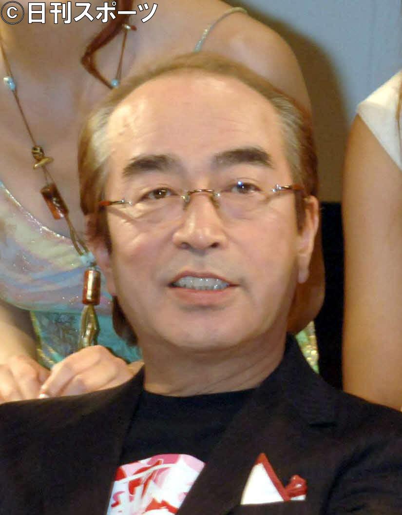 志村けんさん(2006年3月2日撮影)