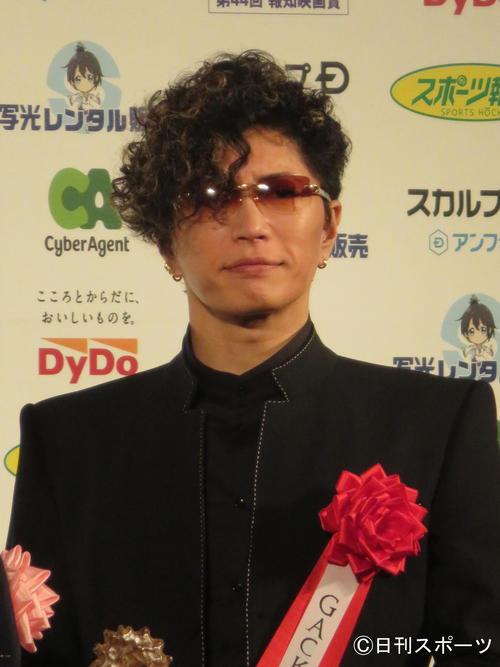 GACKT、志村さん死去に「事態は本当に深刻」