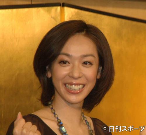 Photo of Ryoko Yui marries Fuji specialty program D @Matsuko is a big opposition?