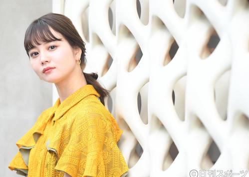 元女優堀北真希さんの妹でアイデザイナーとモデルのNANAMIが、本格的に芸能活動を開始(撮影・たえ見朱実)