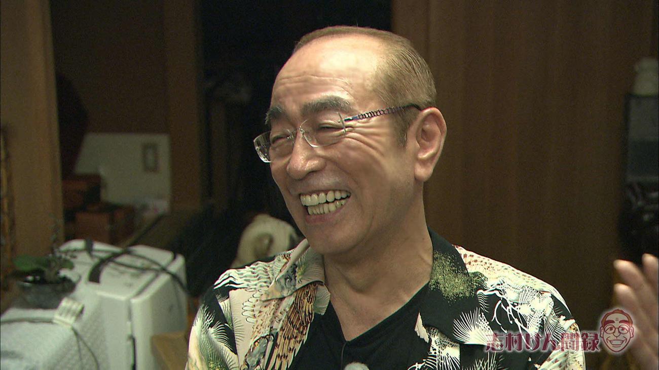 テレビ朝日は追悼番組「ありがとう志村けんさん 全国に笑顔を運んだ旅」を放送。写真は志村けんさん